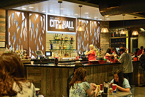 Southwest University Park City Hall Grill