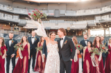Lilly & Josh Belch Wedding - First Wedding to be Held at Southwest University Park
